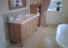Essex, Bathroom, Double Freestanding Basin, Bath