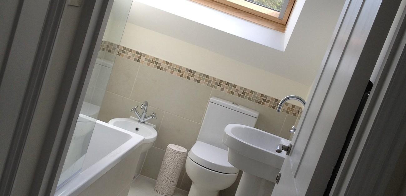 Herne Hill, Extension, Bathroom 2